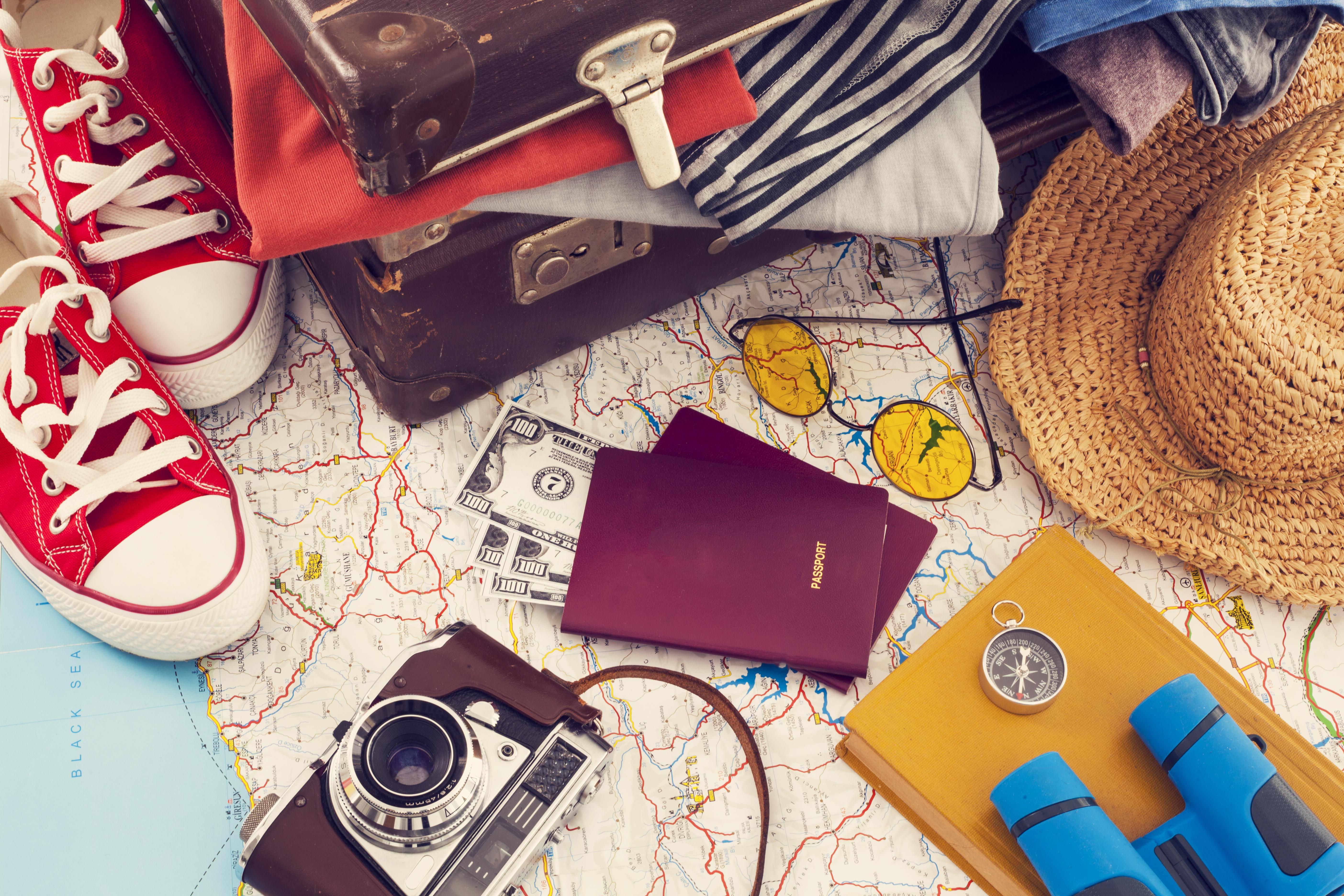 jaka walizka na wakacje
